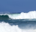 Waimea Bay North Shore Oahu Hawaii Surfing