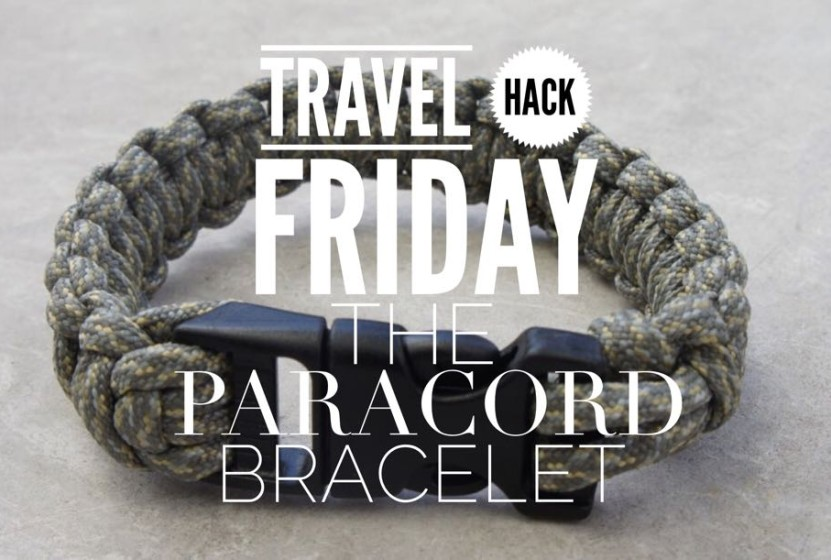 how to make a paracord bracelet