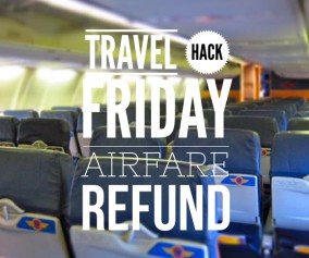 refund on airline tickets